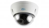 Антивандальная IP-камера видеонаблюдения RVi-IPC33V (2.8 мм)