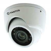 Аналоговая уличная видеокамера Tantos TSc-EB600B (3.6)