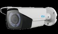 Уличная камера видеонаблюдения RVi-C411 (2.8-12 мм)