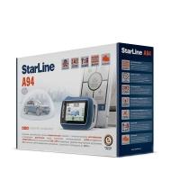 Автосигнализация StarLine A94 2CAN Slave GSM