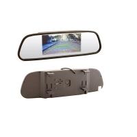 "Зеркало заднего вида с монитором 5"" AVIS AVS0501BM"